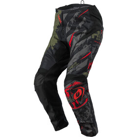 O'Neal Element Pantaloni Uomo, ride-black/green